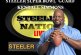 SUPER BOWL WINNING GUARD KENDALL SIMMONS STOPS BY THE STEELER NATION LIVE SET