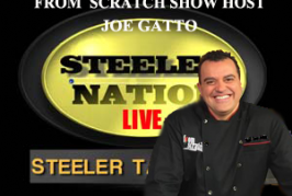 Social Media's Hottest Chef Joe Gatto stops by the SNL1933